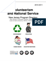New Jersey Volunteerism and Service Directory