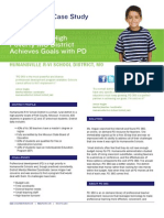 Small, Rural, High Poverty District Achieves PD Goals - PD 360 Case Study