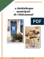 Lettre Du Maire -2010-10 - Dossier Media the Que