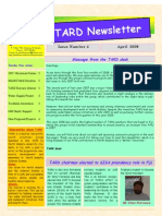 TARD Newsletter 4
