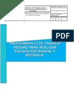 Pts excavacion manual y mecánica jemsREVISADO