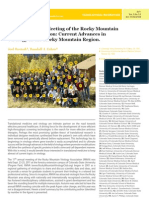 The 11th Annual Meeting of the Rocky Mountain Virology Association