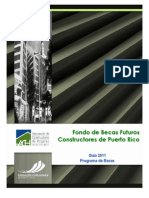 Guía para solicitar Beca Futuros Constructores de Puerto Rico 2011