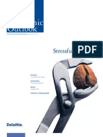 Deloitte Global Economic Outlook for Q4 2011