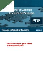 Material de Apoio Psicologia 2011-2