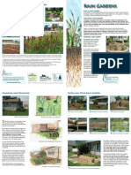 Iowa; Rain Garden Brochure - Rainscaping Iowa