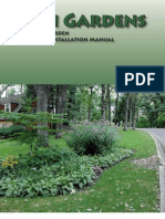 Iowa; Rain Garden Design and Installation Manual - Rainscaping Iowa