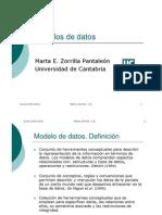 02 - Modelos de Datos ER-UML-Relacional