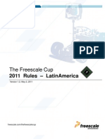 The Free Scale Cup 2011 Rules