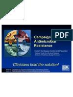 Antibiotic Presentation