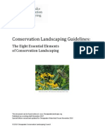 Maryland; Landscaping Guidelines