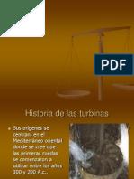 Historia de Las Turbinas
