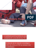 Epilepsia Postraumática y Sx Kempe