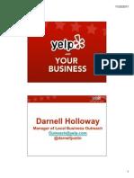 Darnell_Holloway - Yelp