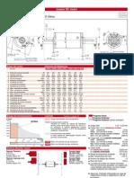 Datasheet Motor Generico