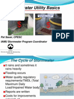 Iowa; Basics of Stormwater Management - Iowa Association of Municipal Utilities