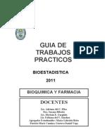 TAP Nº1 -CARRERAS BQ y F 2011