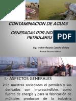 Contaminacion de Aguas Por Petroleo