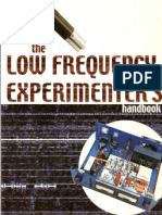 Low Frequency Experimenter s Handbook (1872309658)