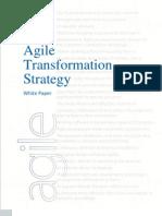 Agile Transformation Strategy