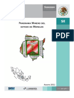 Morelos minería