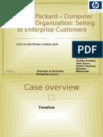 B2B Group 8_CAN_Hewlett Packard