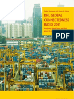 DHL GLOBAL CONNECTEDNESS INDEX 2011
