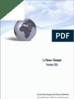 CDVM Finance Islamique Oct 2011