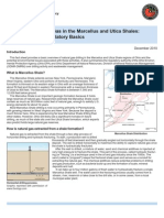 Marcellus Shale Fact Sheet