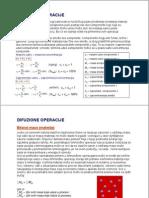 6 Predavanje - Difuzione i Termodif Operacije [Compatibility Mode]