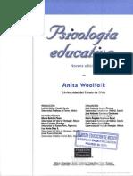 Psicología Educativa, Anita Woolfolk- novena edición
