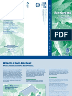 Maryland; Rain Gardens Brochure - Prince George's County