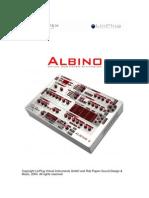 Albino 2 Manual