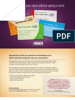 Certification Brochure