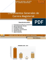 Lineamientos Generales 2011 Primaria,Secundaria
