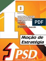 Moção de Estratégia -1º Congresso Distrital do PSD de Santarem