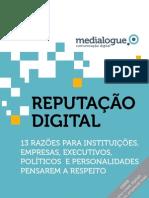 REPUTAÇÃO DIGITAL