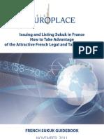 2011 Islamic France Issuing Sukuk