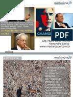 15 PRESIDENTES NAS MÍDIAS SOCIAIS, por Medialogue