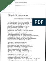 Feminist Poem