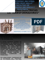 Pruebas Electric As en Transform Adores