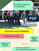 Presentación de Pedro Uruñuela