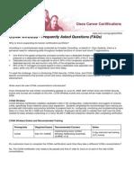 CCNA Wireless FAQ Press v1 0