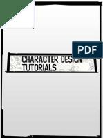Character Design Tutorials