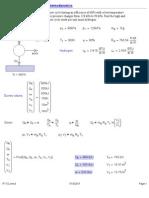 P7.52 Thermodynamics