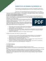INFECCIÓN Y DEHICENCIA DE HERIDAS QUIRÚRGICAS
