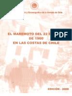 El Maremoto del 22 de Mayo de 1960 en Las Costas de Chile