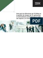Guia Para Los Direct Ores de TI (CIOs) en La Gestion de Riesgos de TI