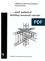 Reinforced Concrete Detailing Manual