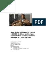 Manual Cisco 7965
